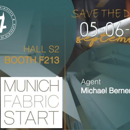 Munich Fabric Start – Tessitura di Albizzate